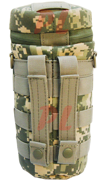 Details about molle water bottle hydration pouch carrier utility