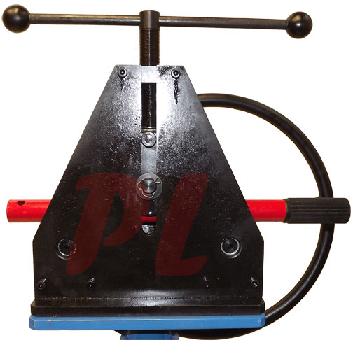 1 1 2 tube pipe roller ring rolling bender bending for Fabrication stand