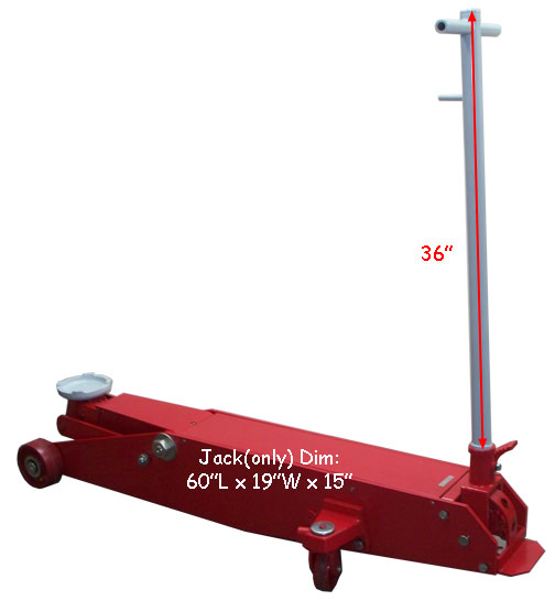 10 ton floor jack parts bing images for 10 ton air hydraulic floor jack