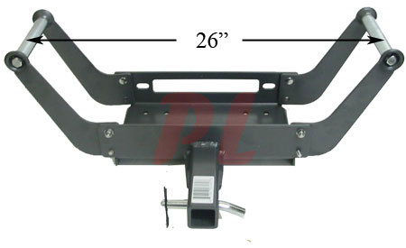 Purchase Removable 2 Quot Hitch Receiver Winch Mount Portable